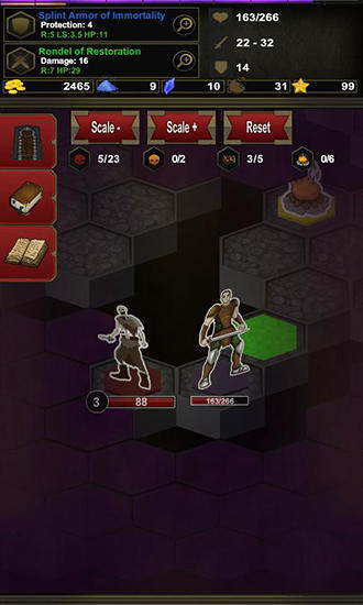 Dungeon adventure: Heroic edition pour Android