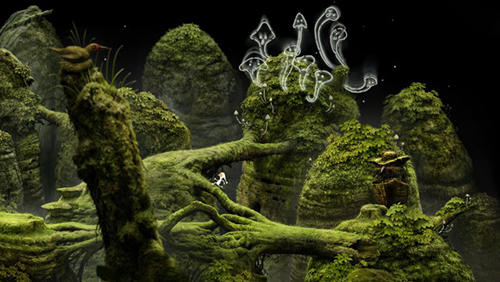 Samorost 3 captura de tela 1