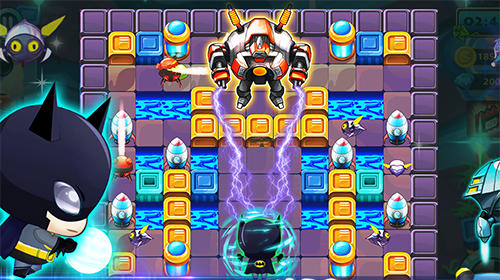 Bomber legend: Super classic boom battle für Android
