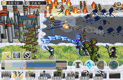 Doodle Wars 3: Dernière Bataille pour iPhone gratuitement