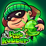 Bob the robber: League of robbers icône