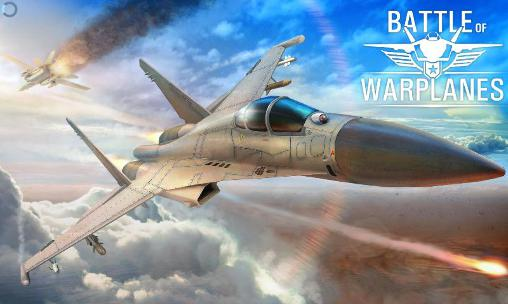 Battle of warplanes Screenshot
