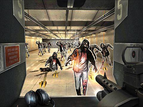Juegos de acción Gun club: Armory para teléfono inteligente