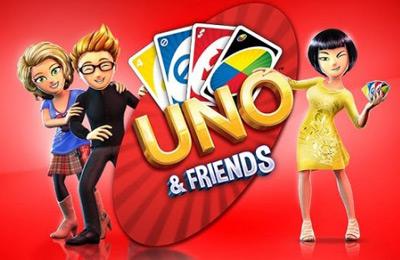 logo UNO und Freunde