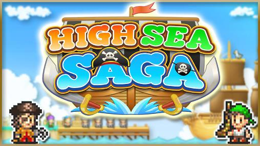 High sea: Saga captura de tela 1