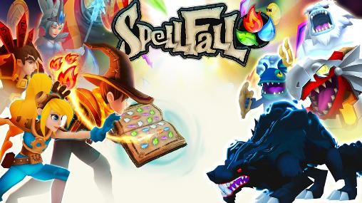Spellfall: Puzzle adventure Screenshot