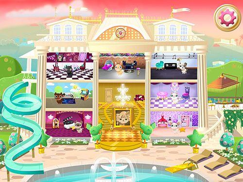Arcade-Spiele: Lade Miss Hollywood: Lichter, Kamera, Fashion! auf dein Handy herunter