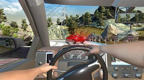 Offroad pickup truck S capture d'écran 1