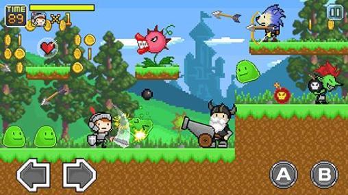 Xcalibur: Fantasy knights. Action RPG для Android