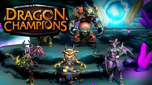Dragon champions скриншот 1