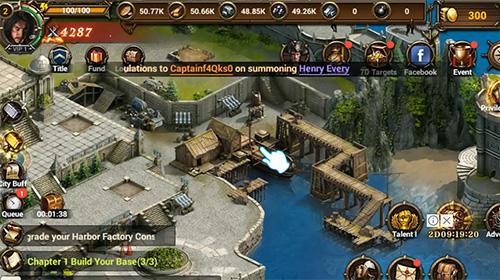 Legend of vikings Screenshot