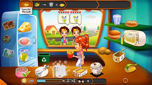 Cooking tale: Food games para Android