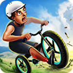 Crazy wheels ícone