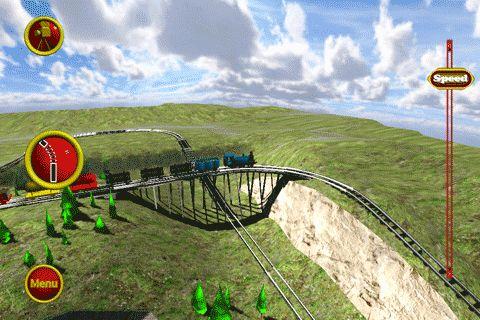 Simulation: Lade Super Züge auf dein Handy herunter