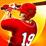 Baseball megastar Symbol