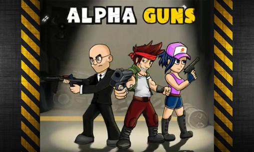 Alpha guns captura de pantalla 1