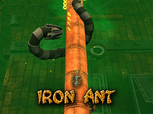 Iron ant: An ant surviving against death screenshots