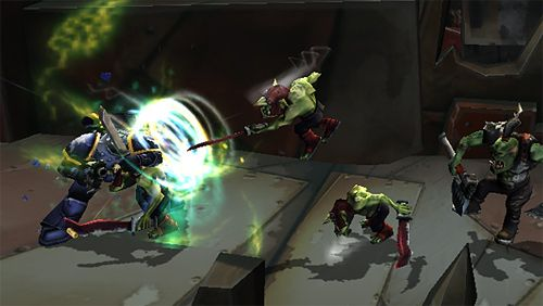 Warhammer 40 000: Carnage Picture 1