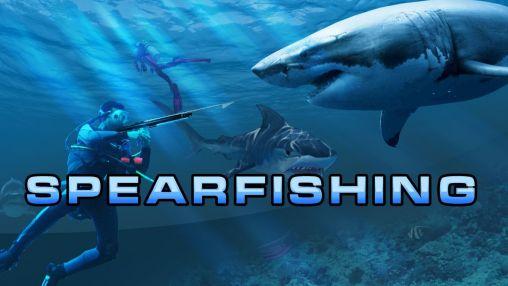 Hunter underwater spearfishing Screenshot