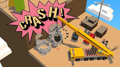 Construction crew 3D screenshot 1