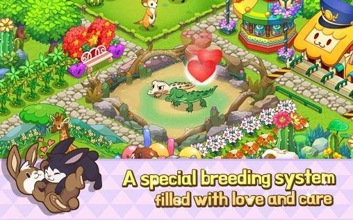 Strategiespiele Tiny farm: Season 2 für das Smartphone
