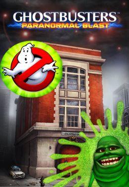 logo Ghostbusters Paranormal Blast