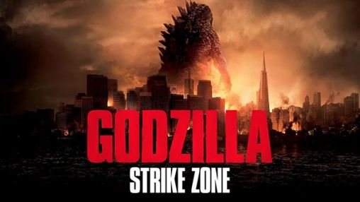 Capturas de tela de Godzilla: Strike zone