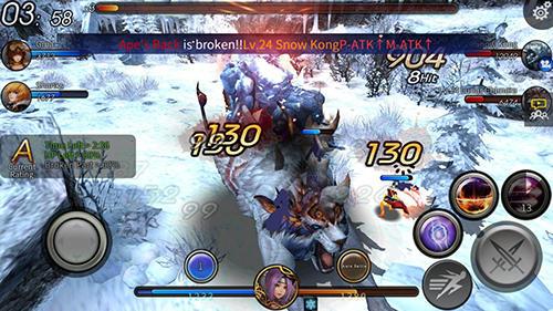 RPG Legend hunter: Devil unleashed für das Smartphone