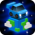 Cubed rally world Symbol