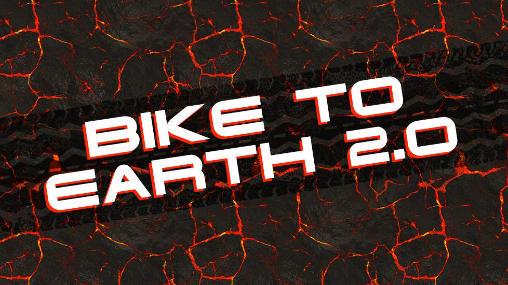 Bike to Earth 2.0 Symbol