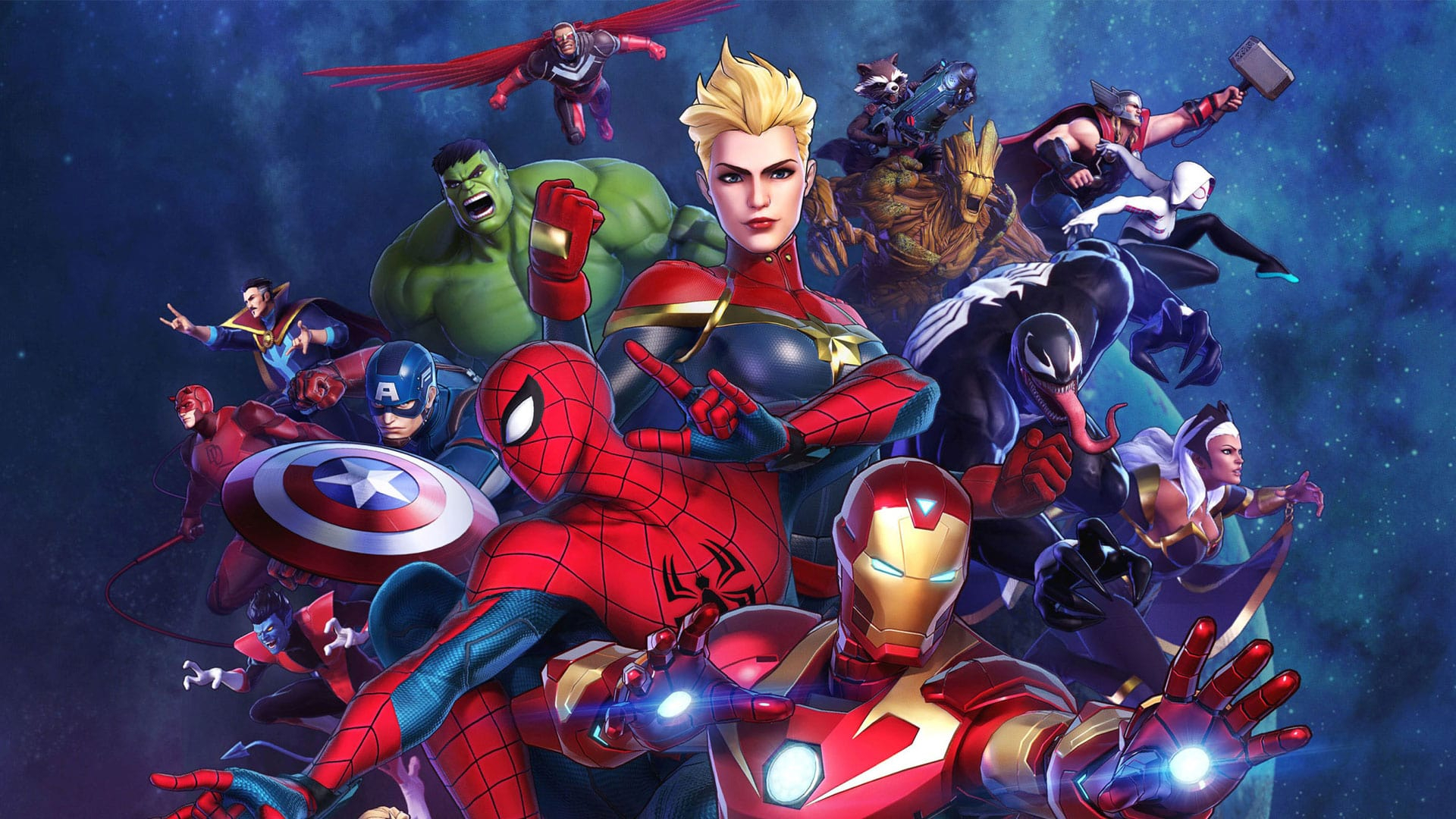 best Marvel games for Android