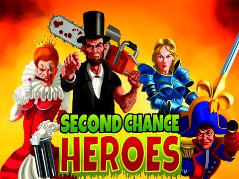 logo Die zweite Chance: Helden