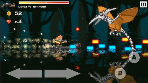 Arcade-Spiele: Lade Metal Mission 2015: Dino Insel auf dein Handy herunter
