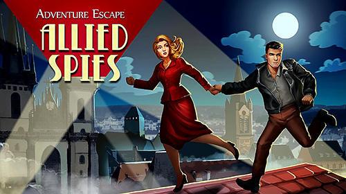 Adventure escape: Allied spies Screenshot