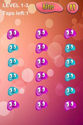 Arcade-Spiele: Lade Jelly Puzzle Popper auf dein Handy herunter