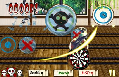 Mec Ninja:Ecole des Ninjas pour iPhone