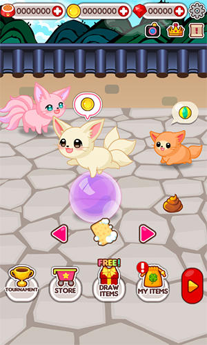 Animal Judy: Nine-tailed fox care Screenshot