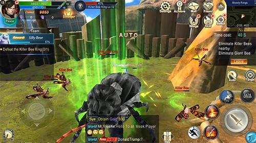 Online RPG Zilant: The fantasy MMORPG auf Deutsch