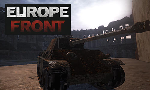 Europe front alpha Screenshot