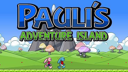 logo Pauli's adventure island