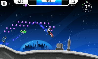 Lunar Racer for Android