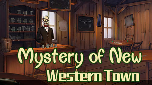 Mystery of New western town: Escape puzzle games Screenshot