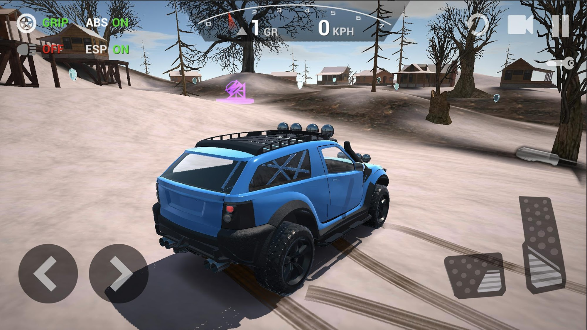 Ultimate Offroad Simulator captura de tela 3