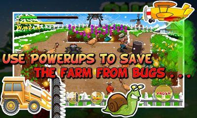 Bug Crusher Winter скриншот 1