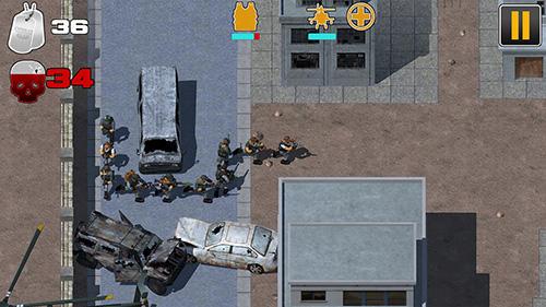 Combat rush für Android