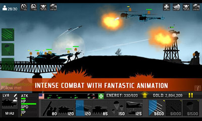 Black Operations скриншот 1