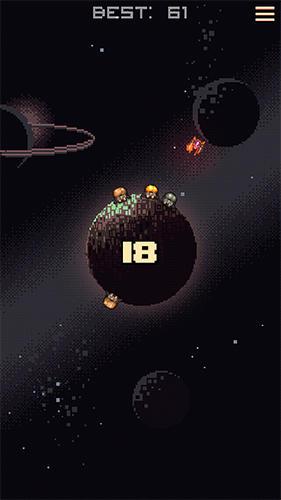 Скриншот Orbitron arcade на андроид