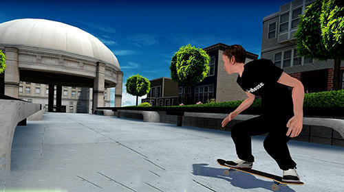 Tony Hawk's skate jam captura de pantalla 1