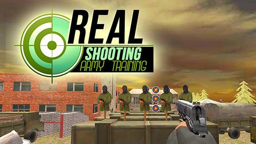 Real shooting army training captura de pantalla 1