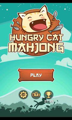 Hungry Cat Mahjong Screenshot